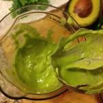 cilantro-avocado-dressing