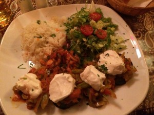 An American Vegetarian in Europe Part 1: Arrival and The Iskele