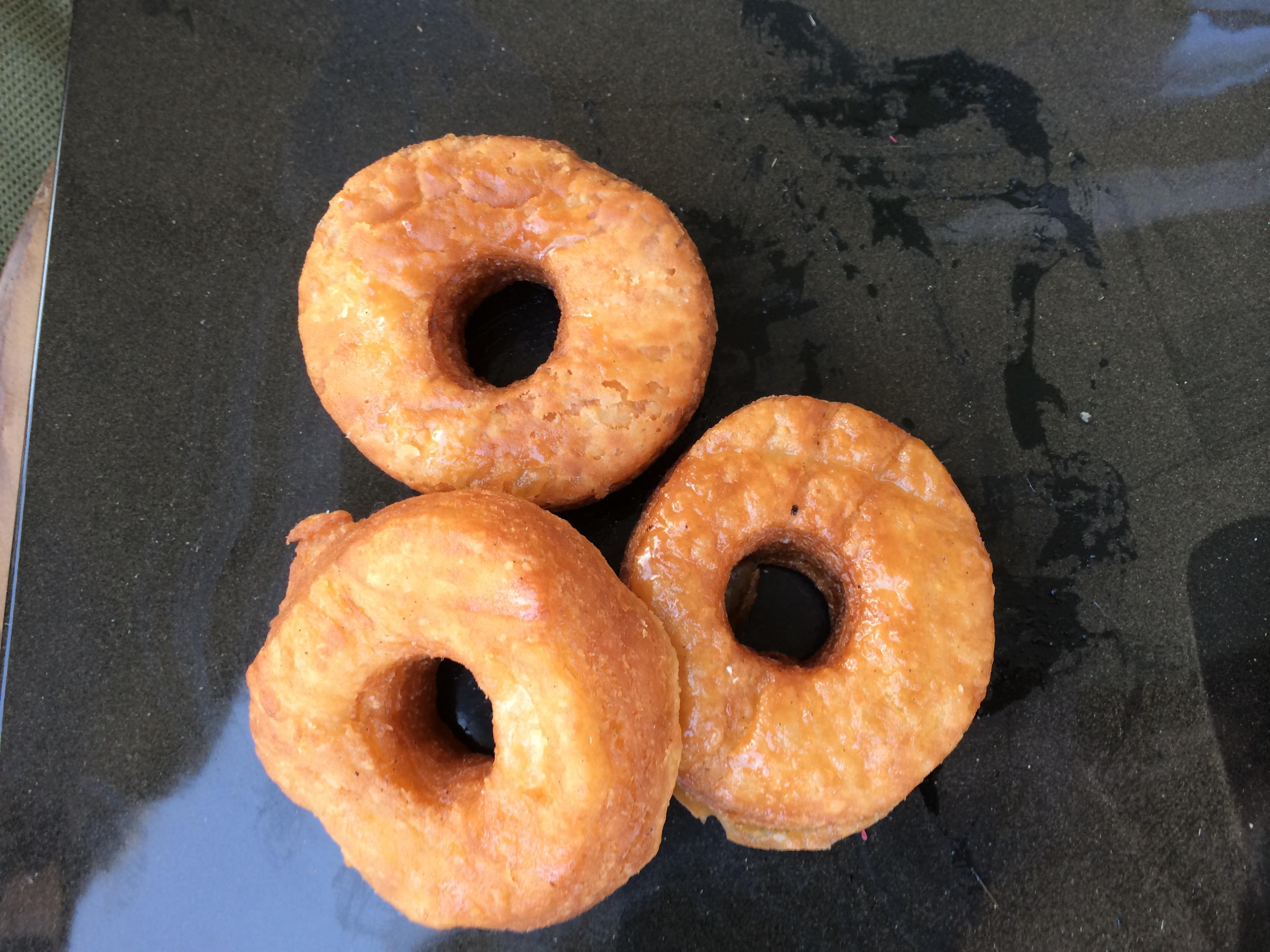 vegan cronut